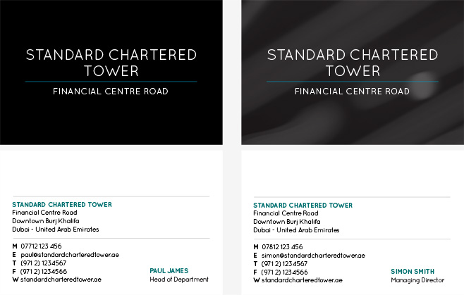 Standard chartered marketing strategy